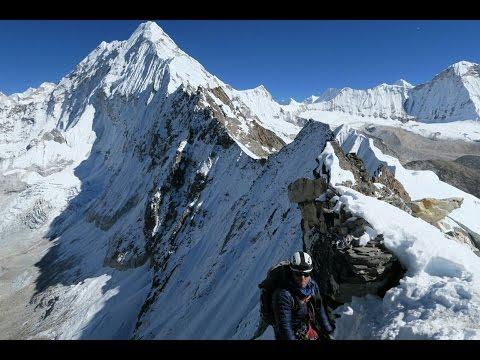 Trekking himalaya 2016