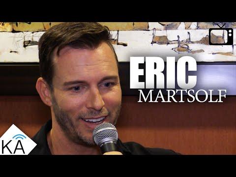 Eric Martsolf on The Kelly Alexander