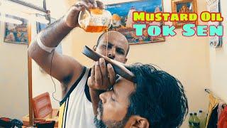 Download Reiki Master Mustard oil Tok Sen massage   Indian Massage Mp3 and Videos