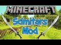 Minecraft 1.4.7 Mod - The Scimitars Mod by Vaxel - More to come!