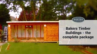 Bakers Timber Buildings - The Complete Package
