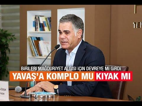 Süleyman Özşık : Eğer Yavaş olayı Ak Parti'nin komplosu olsaydı...