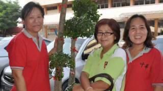 中华小学2015年教师节