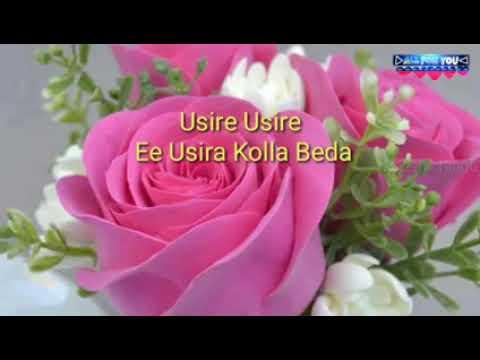 Usire usire Kannada lyrics full song huccha movie