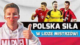 NAJLEPSZA XI Polaków w historii LIGI MISTRZÓW!