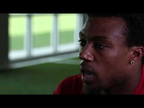 Eric Berry: Football, A Metaphor for Life