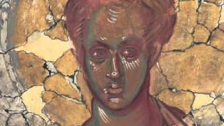 Спасенные фрески церкви Спаса Преображения на Ковалеве