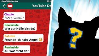 Der Nachfolger vom Game Master!? 😱😂 | YouTuber in einer WhatsApp Gruppe