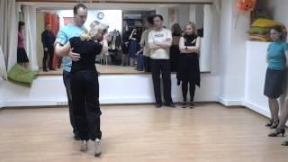 Аргентинское танго для Начинающих