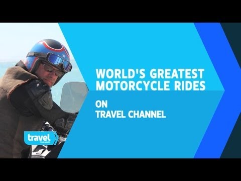World's Greatest Motorcycle Rides - South Africa
