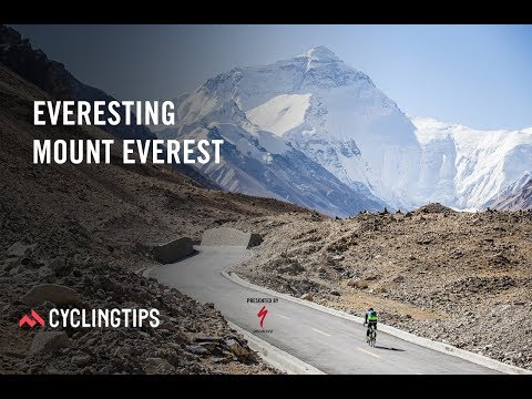 EVERESTING MOUNT EVEREST