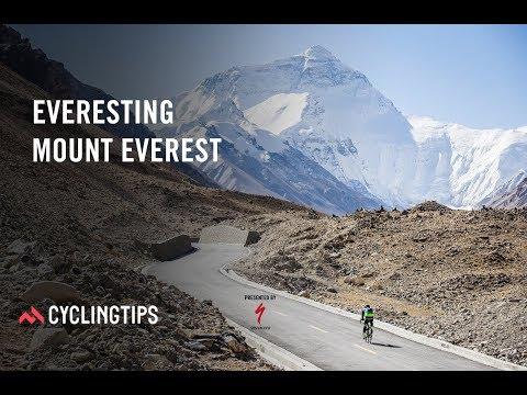 EVERESTING MOUNT EVEREST