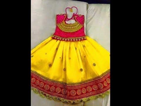 Latest Baby girl Lehenga choli designs 2019//Beautiful lehenga Designs