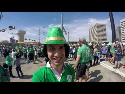 Happy St. Patrick's Day! Greenville Ave Parade in Dallas, TX (2017)