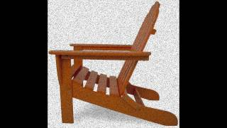 Best Adirondack Chair Cushions.wmv