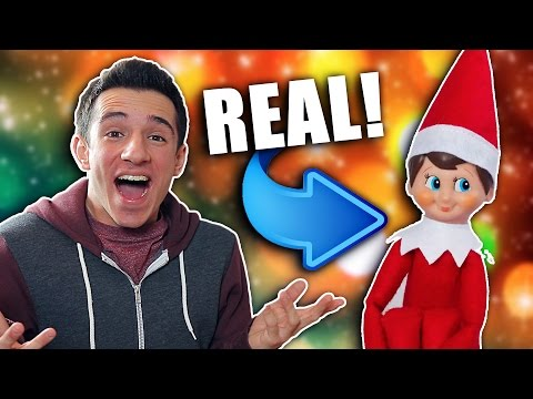 Elf on the Shelf Is Real SONG! (