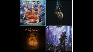 Baixar Best Rock/Metal Albums in April 2020 by RockAndMetalNewz