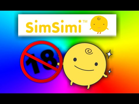 SimSimi Malaysia - SimSimi Ada Nafsu!?