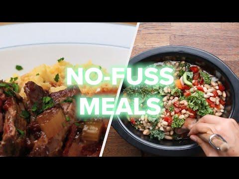 5 Fuss-Free Slow Cooker Dump Dinners •Tasty