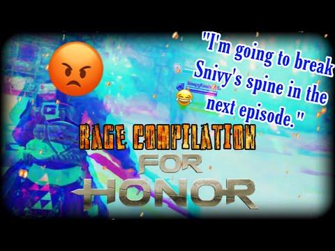 For Honor: Rage Compilation (ft. StupidGamerHere/SleepyKoala) |