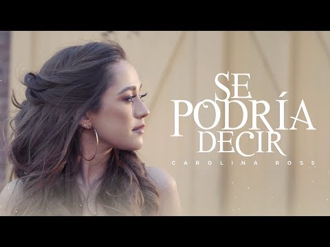 Se Podría Decir - Banda MS (Carolina Ross cover)