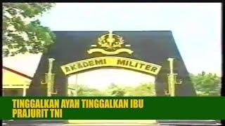 Tinggalkan Ayah Tinggalkan Ibu-Prajurit TNI (Official Lyric Video)