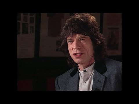 November 13, 1994: on tour with the Rolling Stones