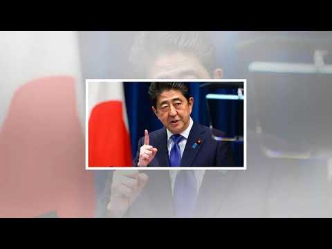 Japanese prime minister shinzo abe announces snap election
