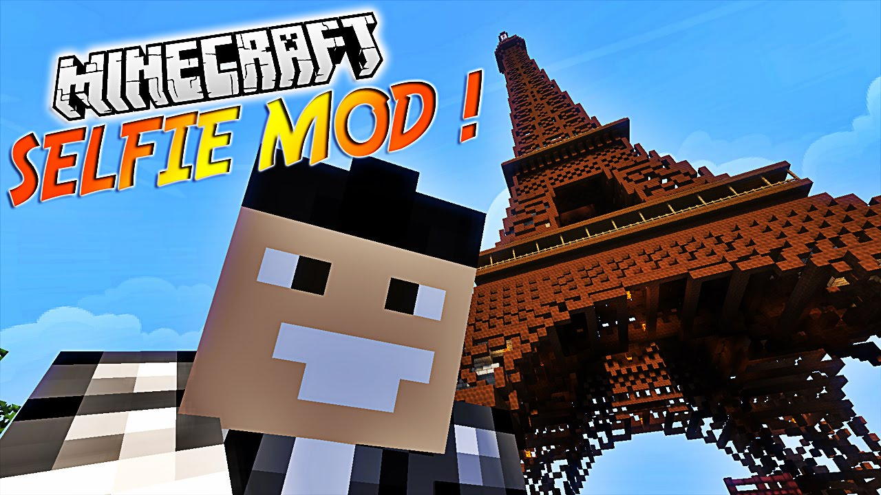 Un Réseau Social Photo MINECRAFT ! [1.7.10]