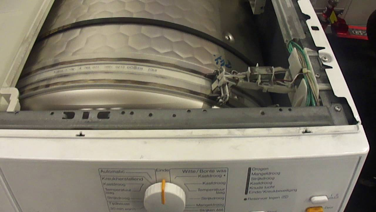 Miele Dryer is Not working  YouTube