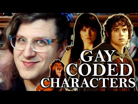 Gay Coding In Movies And TV - Explanation And Examples