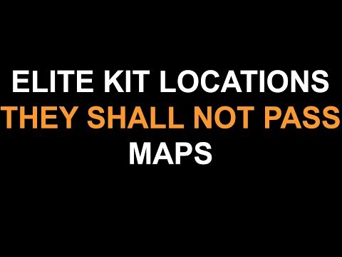They Shall Not Pass DLC elite kit locations - Battlefield 1