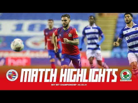 Reading Blackburn Goals And Highlights