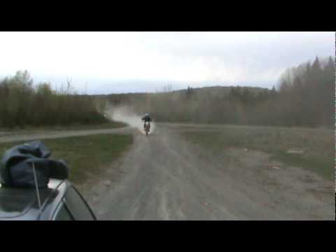 KTM 250SX 2009 Test Ride
