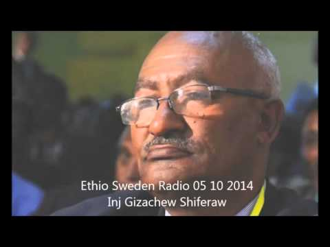 Ethio sweden Radio 05  10 2014 Ing Gizachew and semayawi party ato Yidnekachew