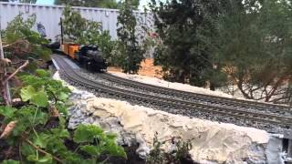 G Gauge Live Steam