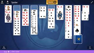 Microsoft Solitaire Collection January 27, 2018 Event Challenge #29