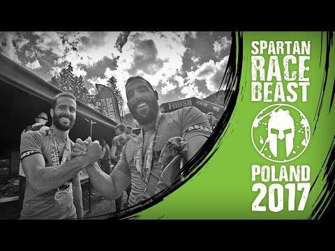 SPARTAN RACE KRYNICA BEAST 2017