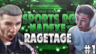 NADEXE AND SPORTS RG RAGETAGE/FUNNY MOMENTS #1