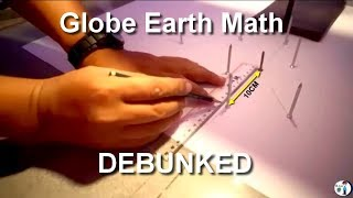 Flat Earth | Globe Earth Mathematically Debunked