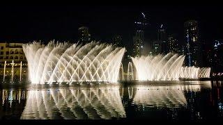 Dubai Fountain ! Burj Khalifa ! World Best Dancing Fountain ! Must Watch Video
