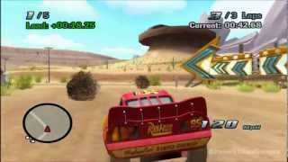 Cars: The Video Game Gameplay PC HD