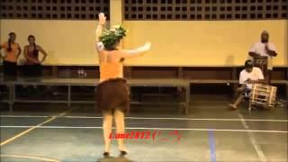 Видео   Таитянский танец в исполнении привлекательной девушки   Видеоролики на Sibnet