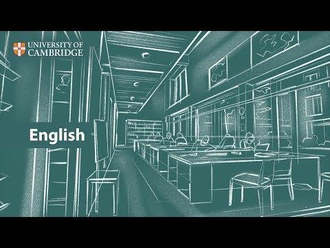 English At Cambridge