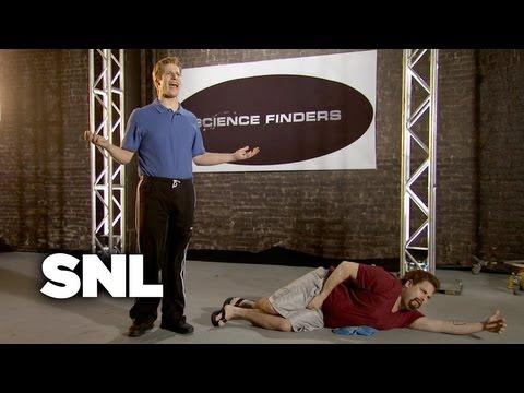SNL Digital Short: Tennis Balls