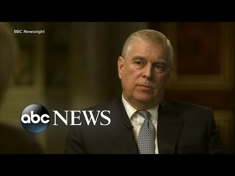 Fierce Fallout After Prince Andrew Breaks His Silence On Jeffrey
