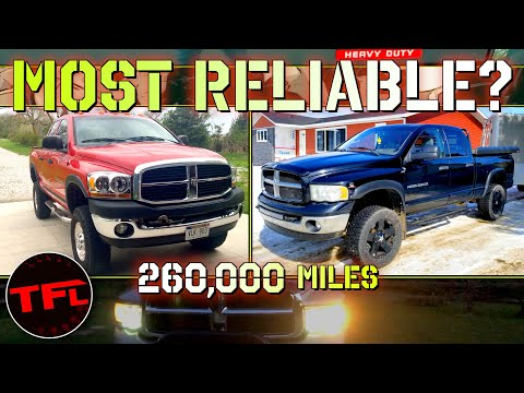 These Ram Trucks Are the Most Reliable! Dude, I Love or Hate My Ride @HomeEdition