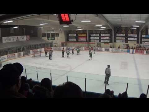 PJHL - Exeter vs Thamesford Game 5 February 17, 2017 #2