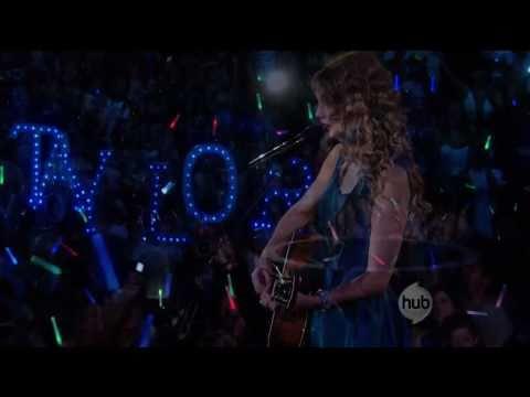 Taylor Swift - Tim McGraw [Live]