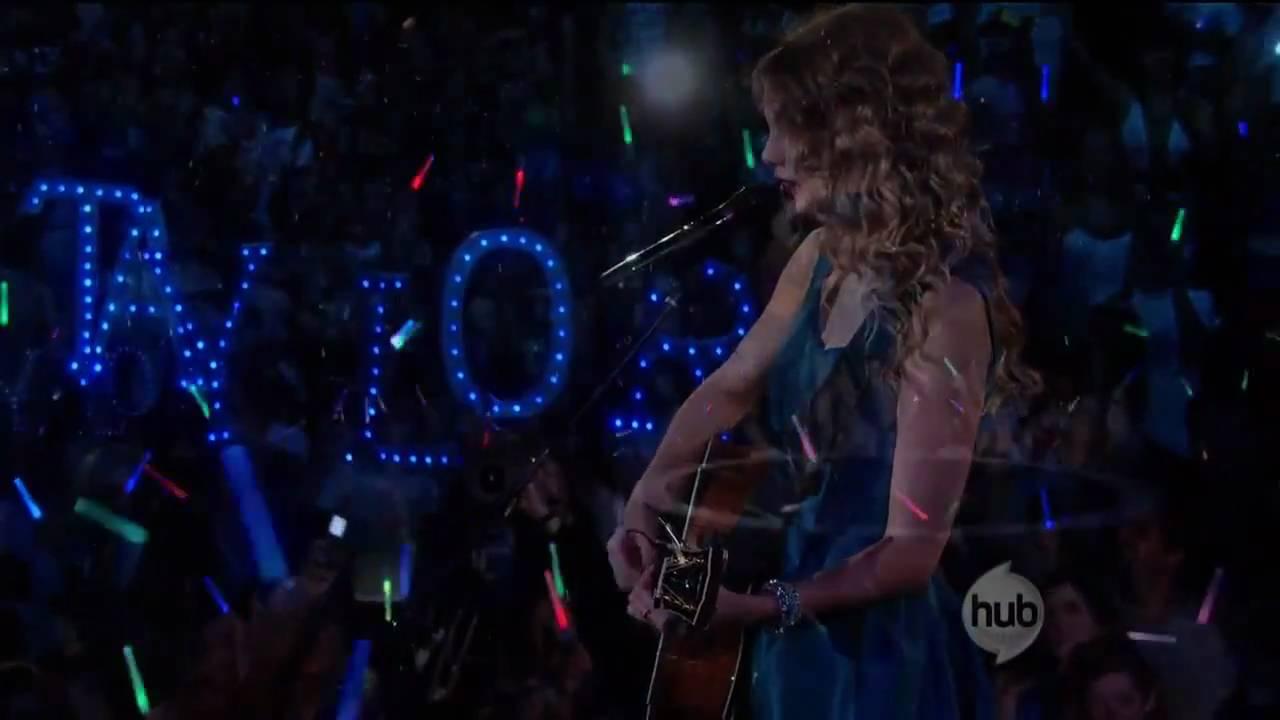 Taylor Swift Tim Mcgraw Live Youtube